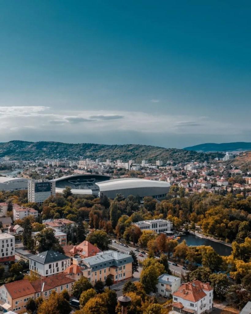 120.000 de străini au vizitat județul Cluj în primele 10 luni ale anului 2019