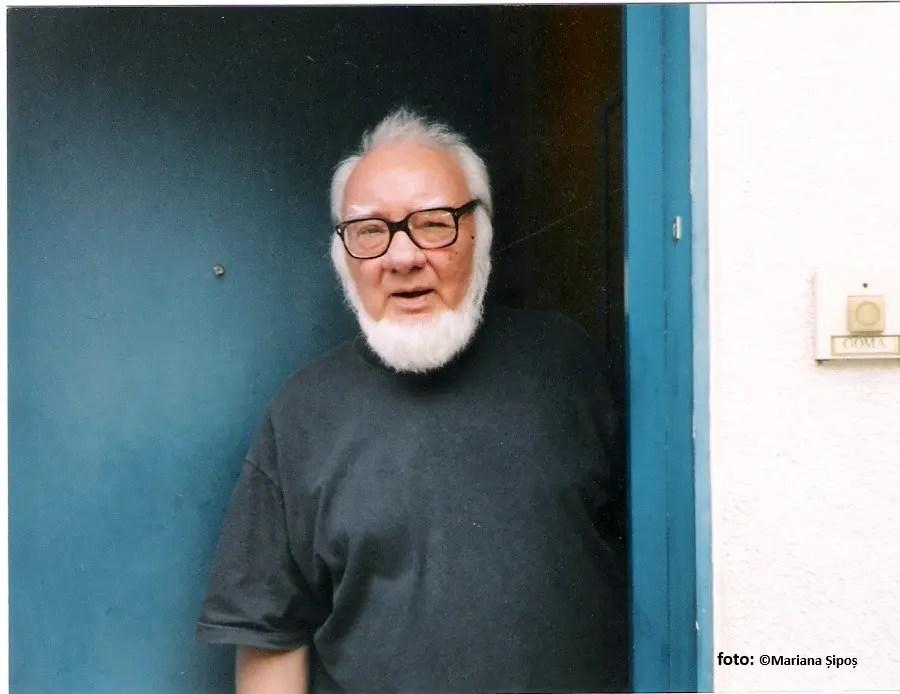 Scriitorul Paul Goma (84 de ani) a murit din cauza infectării cu coronavirus