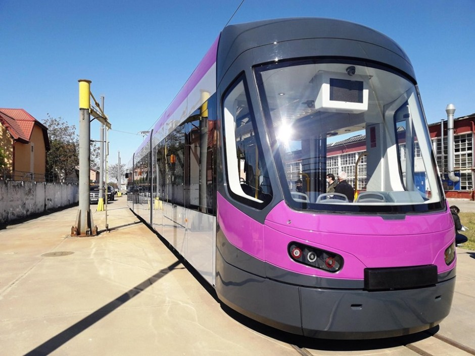 tramvai astra arad cluj 2020