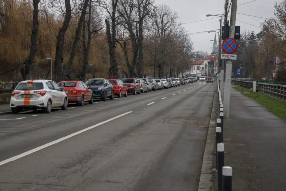 Au început lucrările de reabilitare pe străzile Cardinal Iuliu Hossu și George Coșbuc