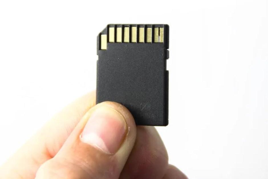 5 avantaje ale stocării datelor pe un card de memorie