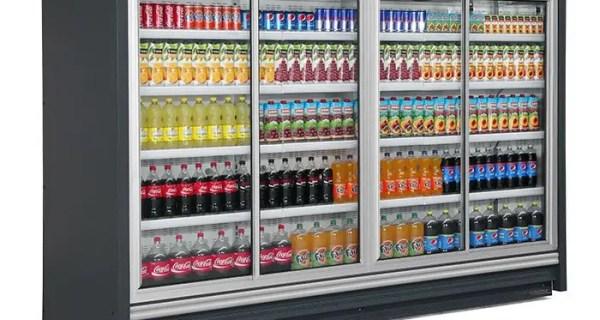 vitrină frigorifică verticală
