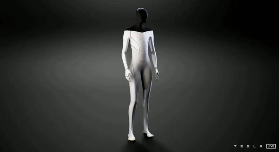 Tesla va construi un robot umanoid