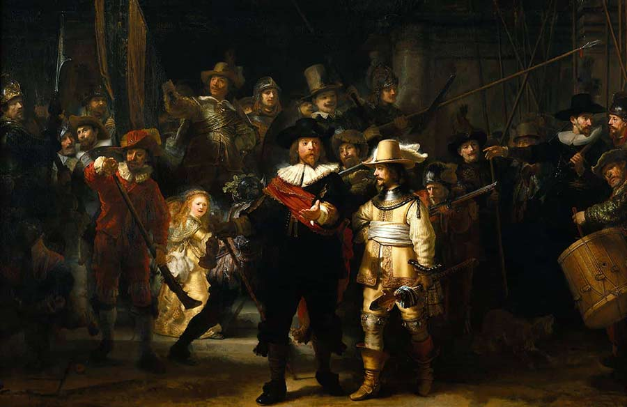 Power of Art – Rembrandt