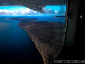 Red Cliffs on the Great Slave Lake