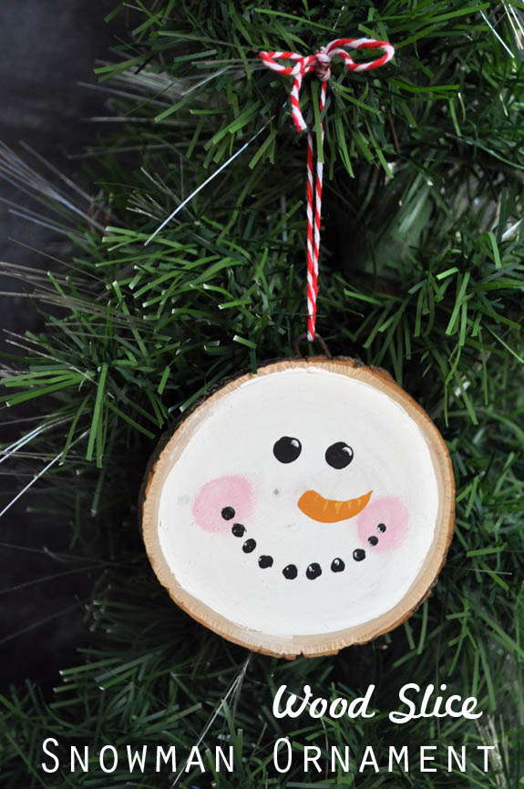 Do You Wanna Build A Snowman (ornament)?  Clumsy Crafter
