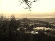 Over Stirling, Scotland.