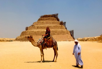Saqqara, Egypt - Version 2