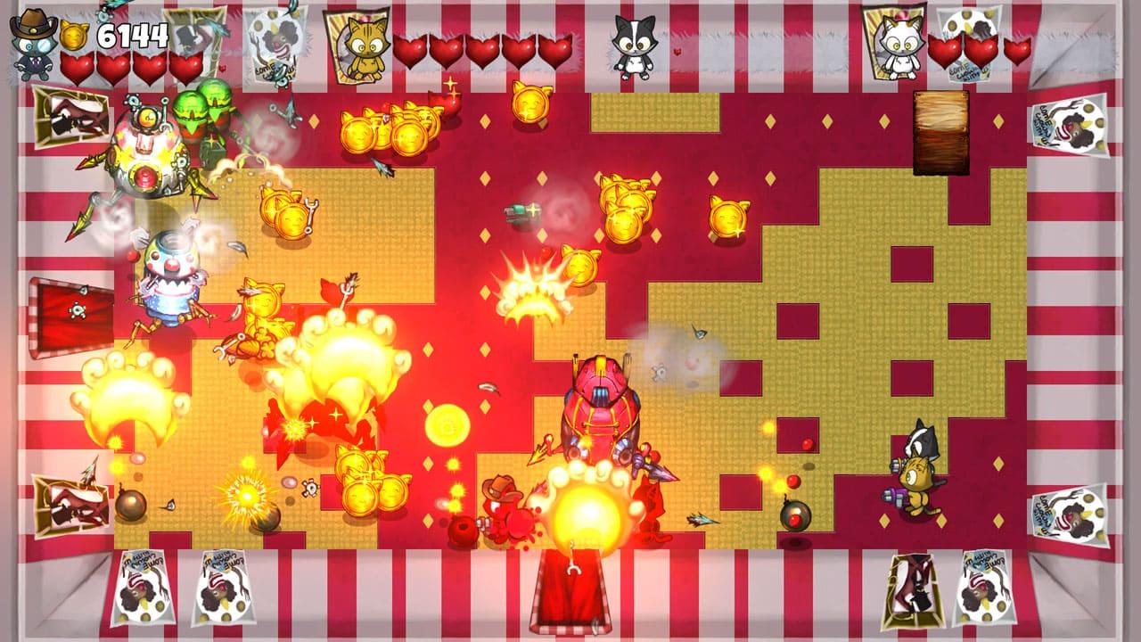 Los Mejores Juegos Gratuitos Para Nintendo Switch 2018 Clumsy Games