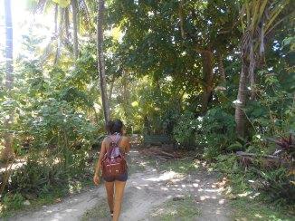 Following Priya