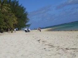 Random wedding on the beach, perfect location to be honest