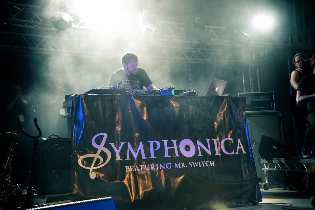 Symphonica Orchestra Ft Mr Switch Cornwall