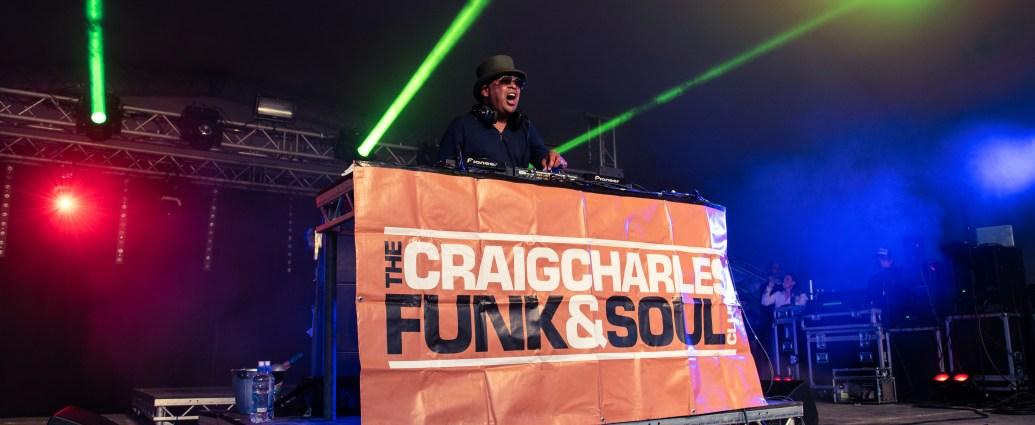 Craig Charles Funk and Soul Show