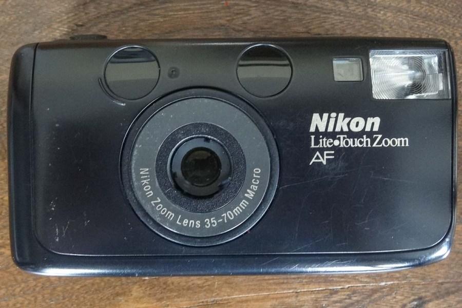 Nikon Lite Touch Zoom Camera