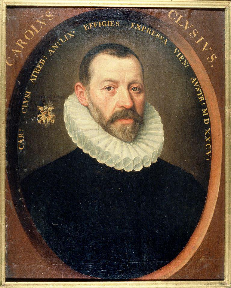 Carolus Clusius  Clusius Correspondence a digital