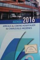 agenda 2016 hôpital