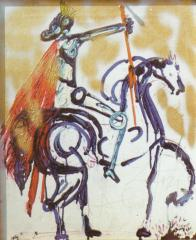 1972_06_Trajan on Horseback, 1972