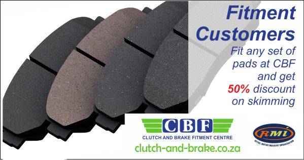 Brake pads, brake disc skimming, brake, clutch, near me, car deals, cbf