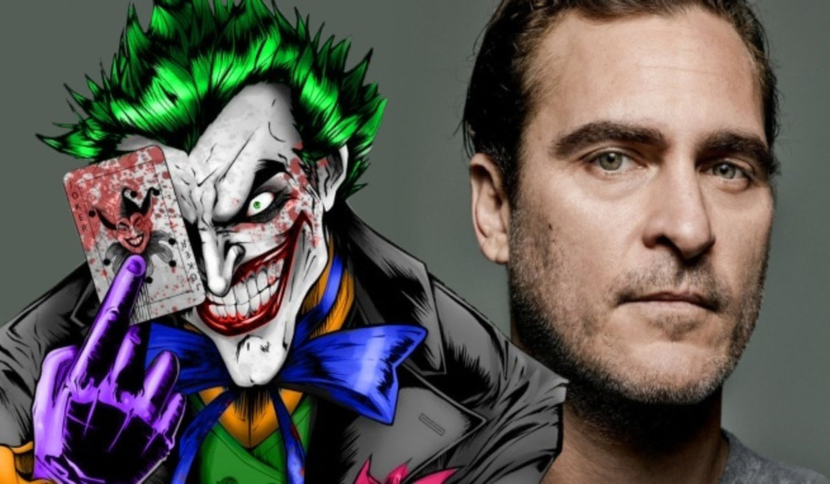 The Joker Origin Movie Gets Official Title And A Release Date