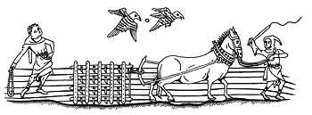 Medieval farming methods