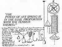 Robert Hooke, an inventive genius