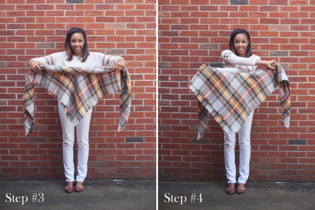 Blanket Scarf 2