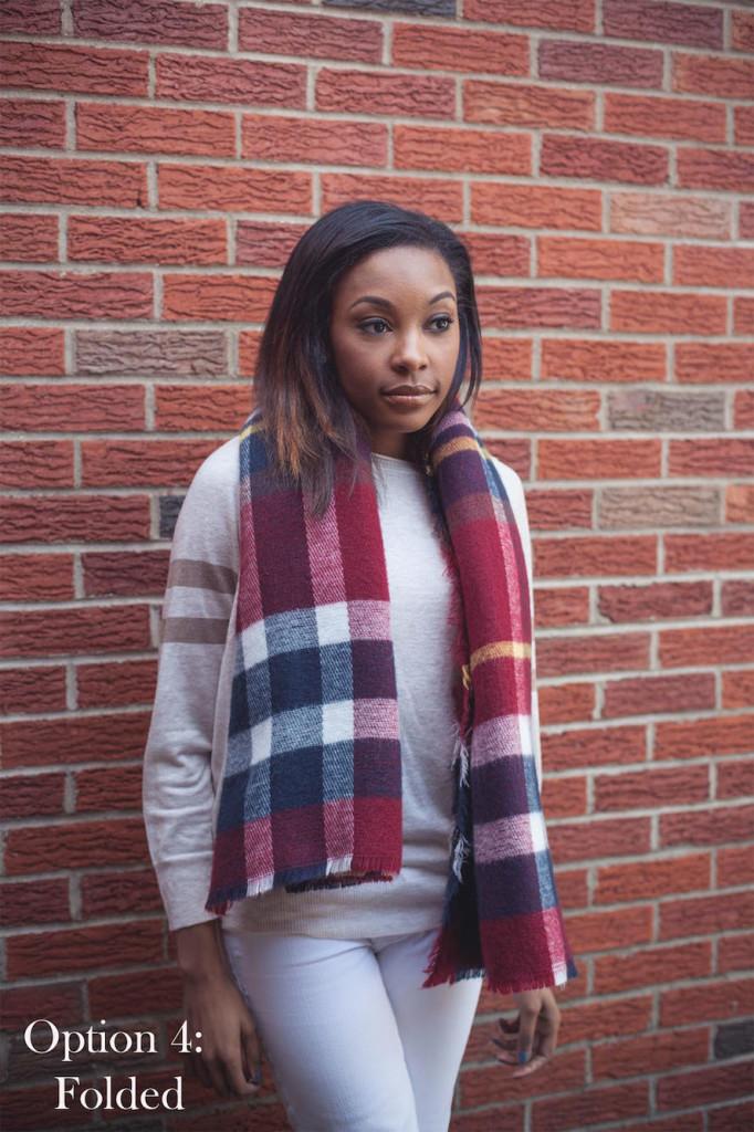 Blanket Scarf 6