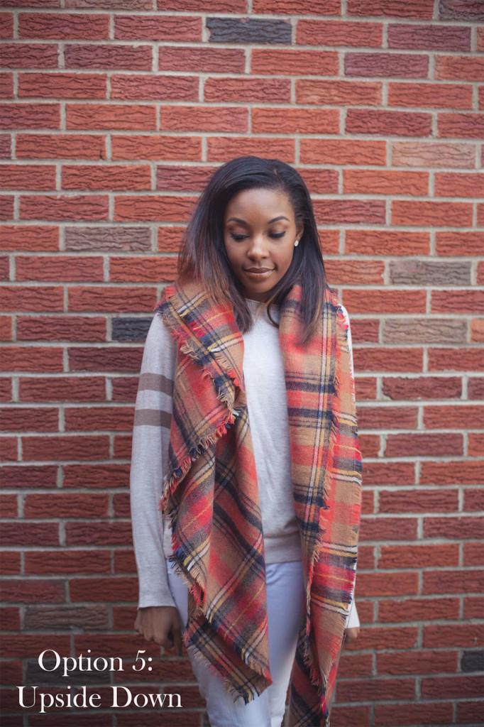 Blanket Scarf 7