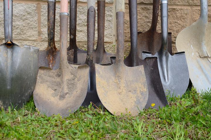 A Community of Shovels