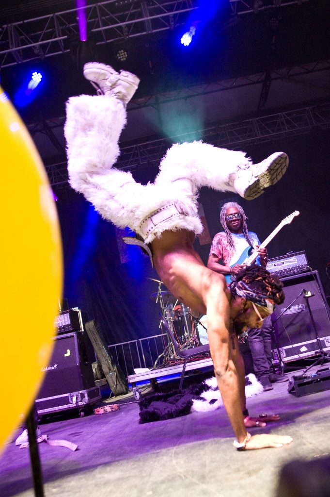 George Clinton at NMF 2018