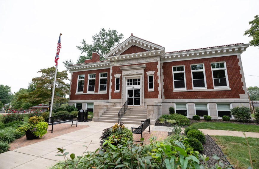 Washington County Public Libraries Reopen with Limited Services