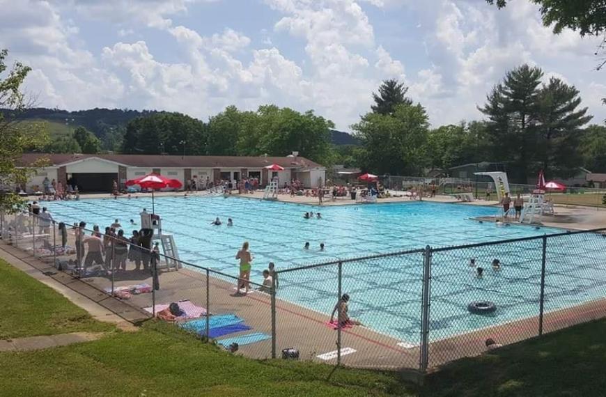 City of Parkersburg Announces Plans to Open City Pools