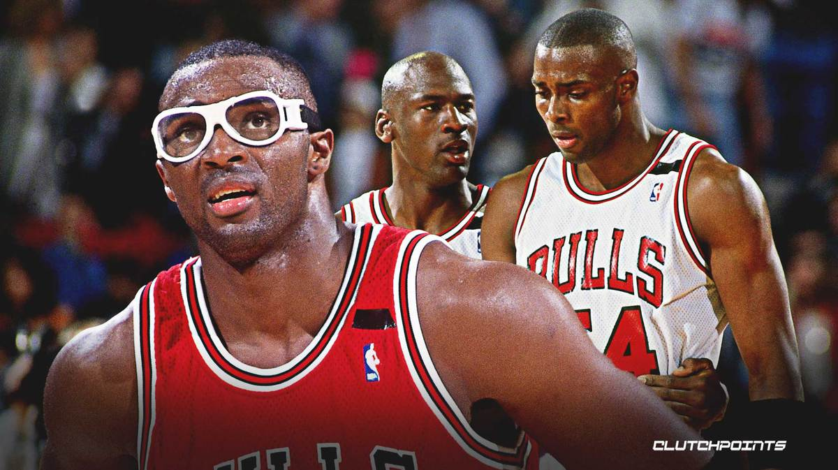 Bulls news: Horace Grant describes his relationship with Michael ...