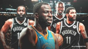 Nets, Warriors, Draymond Green