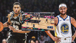 warriors, stephen curry, rudy gay