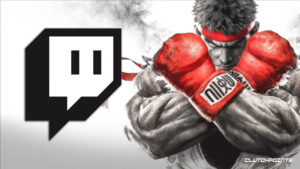 Twitch, Capcom, Street Fighter V