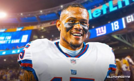 Kenny Golladay will be a key piece of the Giants success