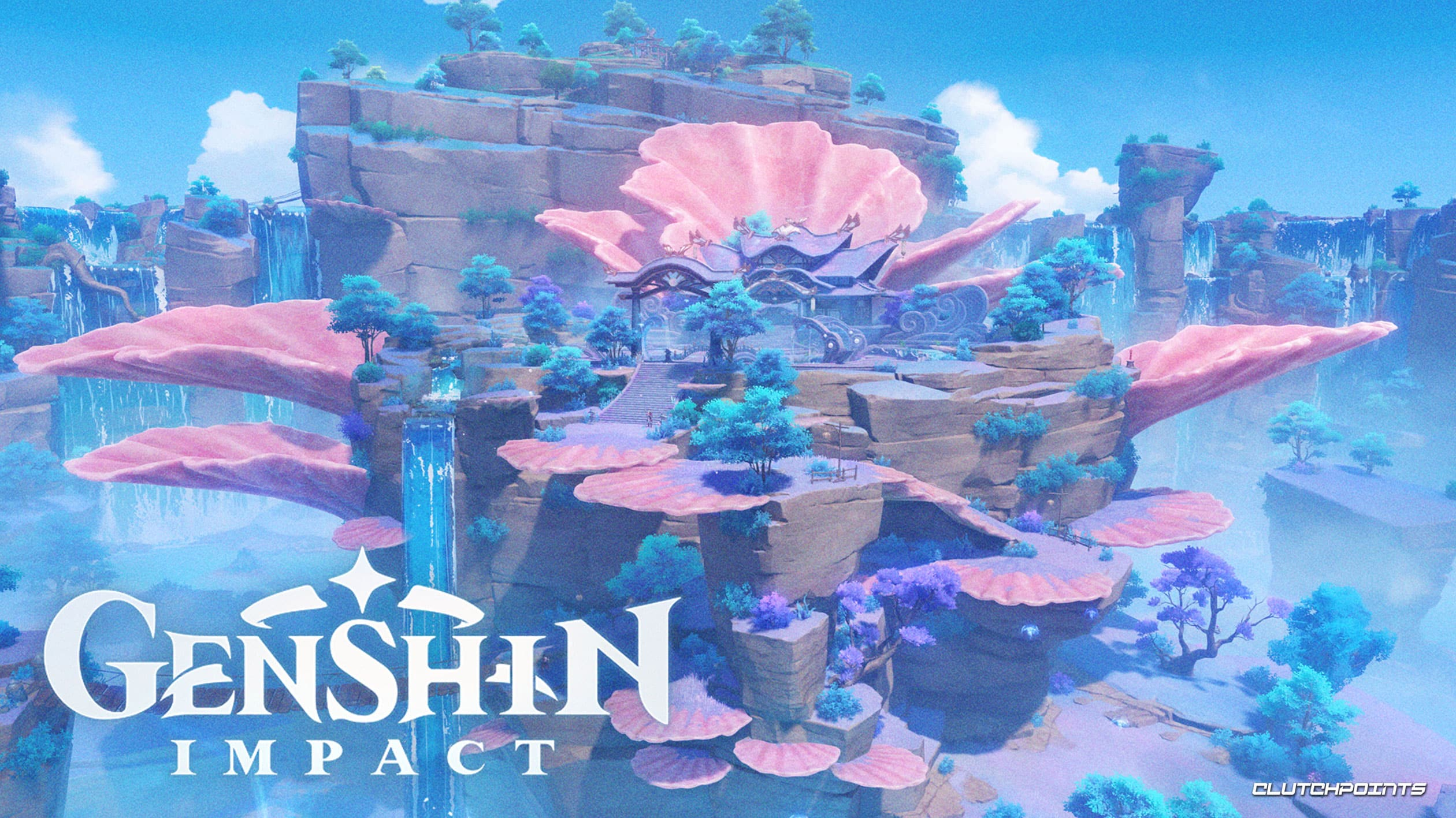 Within the last two thousand years, the island was attacked by an ancient god called watatsumi omikami orobashi no mikoto, which also created watatsumi island. Genshin Impact 2 1 New Islands Get Added To Inazuma Region