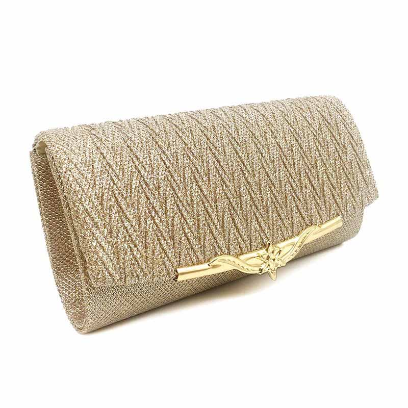 the discreet clutch purse