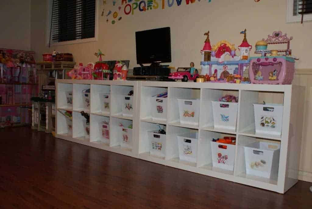 Easy Tips for Toy Storage