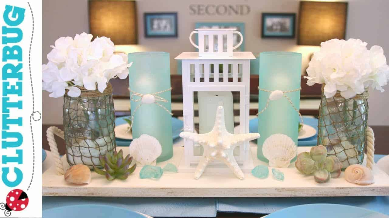 DIY Beach Theme Decor Ideas