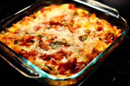 No Noodle Vegetable Lasagna  ClutterCafe