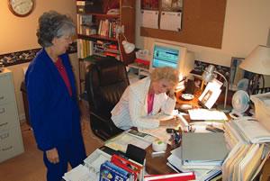 GFX Jans desk before