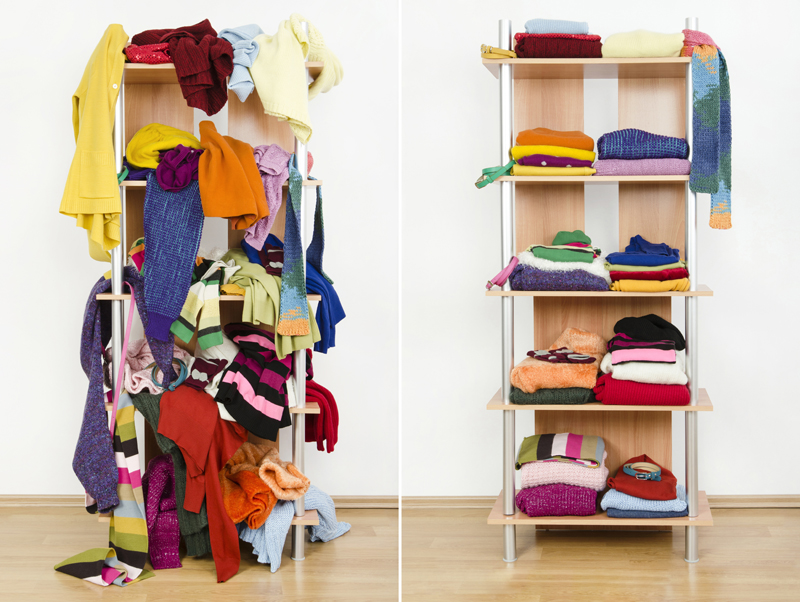 Image result for Awesome Ways To Declutter The Wardrobe