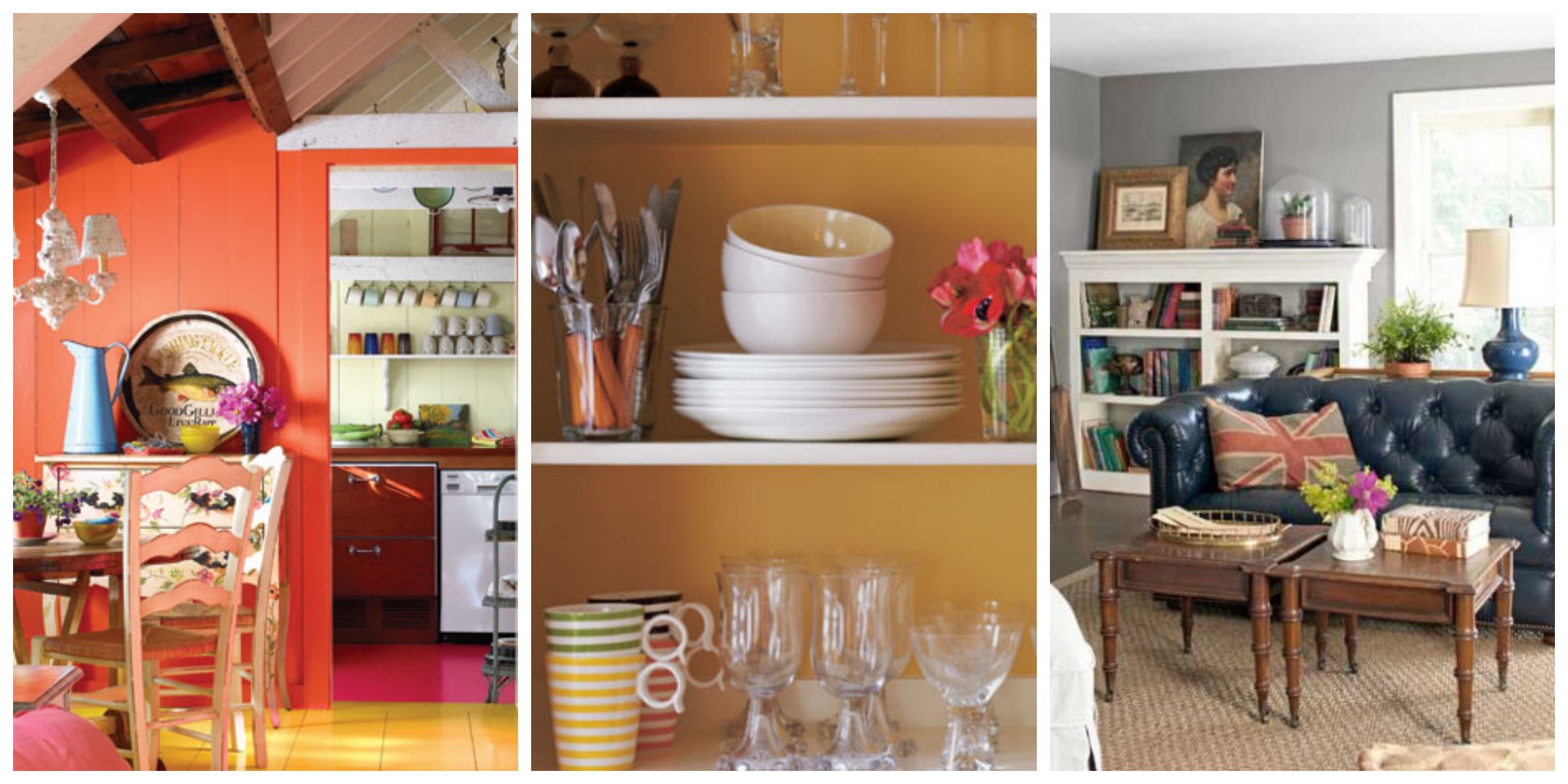 15 Paint Colors for Small Rooms