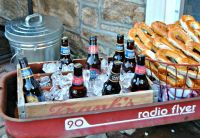 How to DIY a Backyard Beer Garden Party for Oktoberfest ...