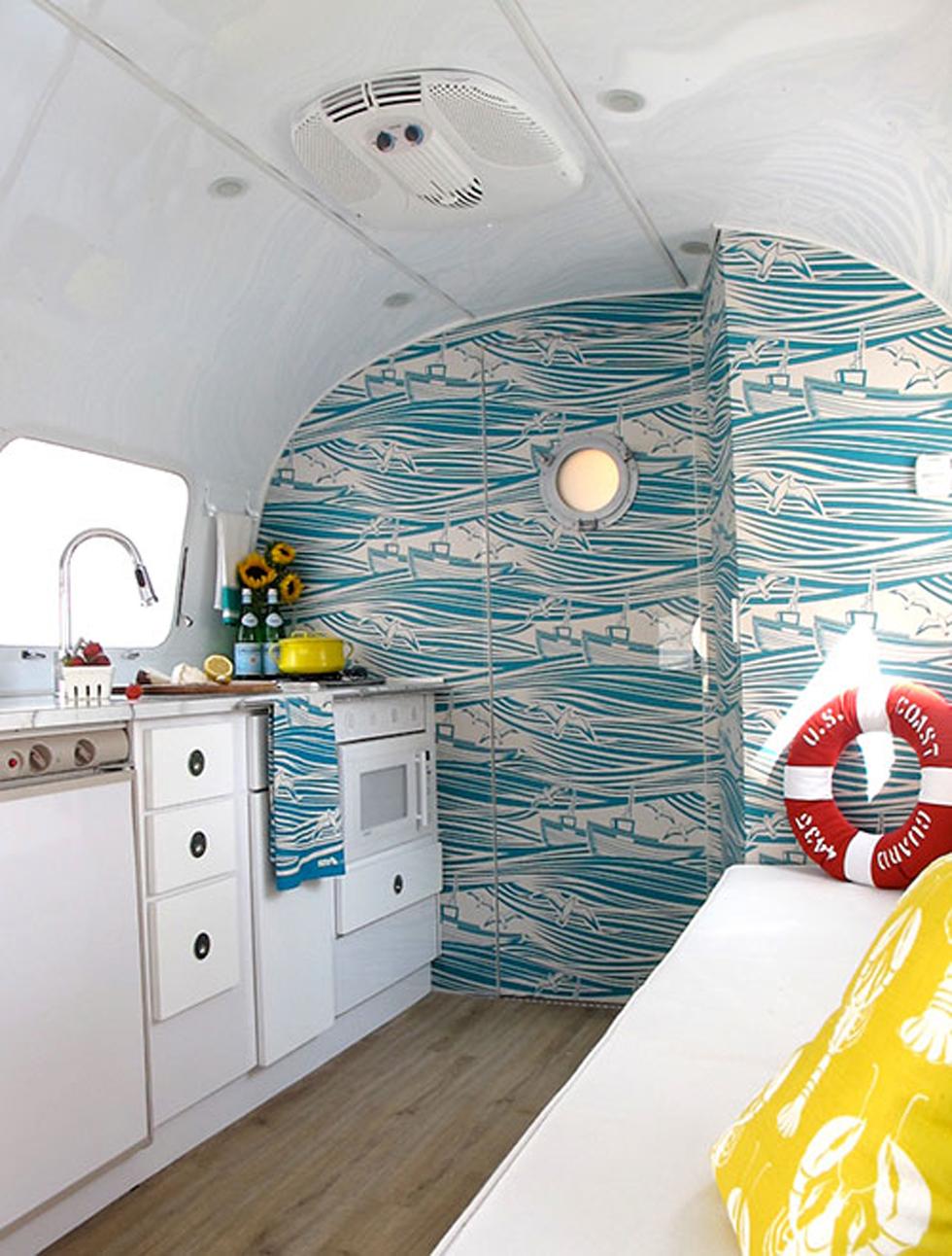 14 Camper Decorating Ideas  RV Decor Pictures