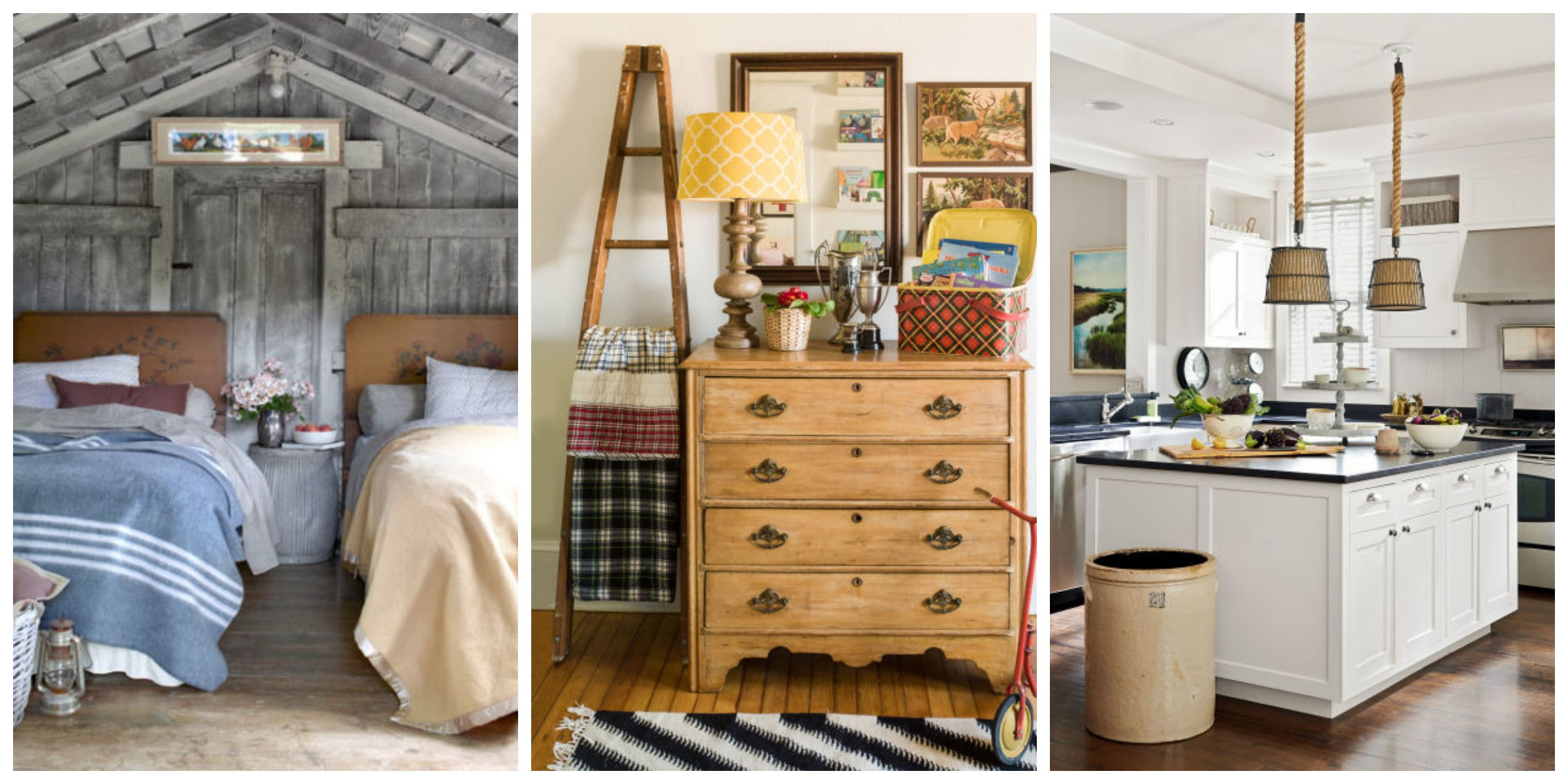 34 Clever Ways To Upcycle Flea Market Finds Into Stylish