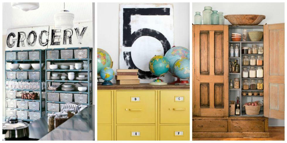 Storage Ideas – Home Organization And Storage Tips
