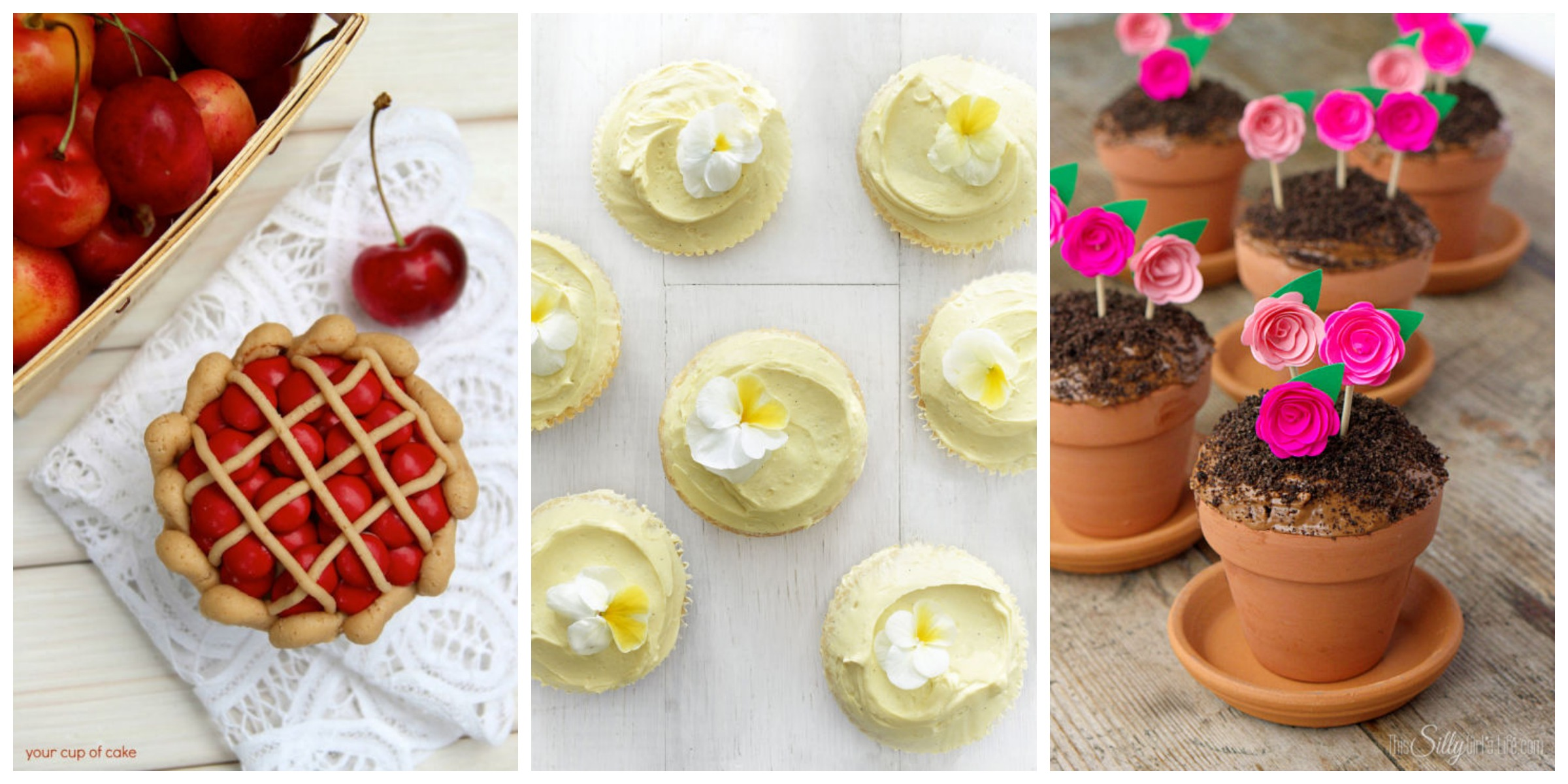 30 Best Cupcake Decorating Ideas
